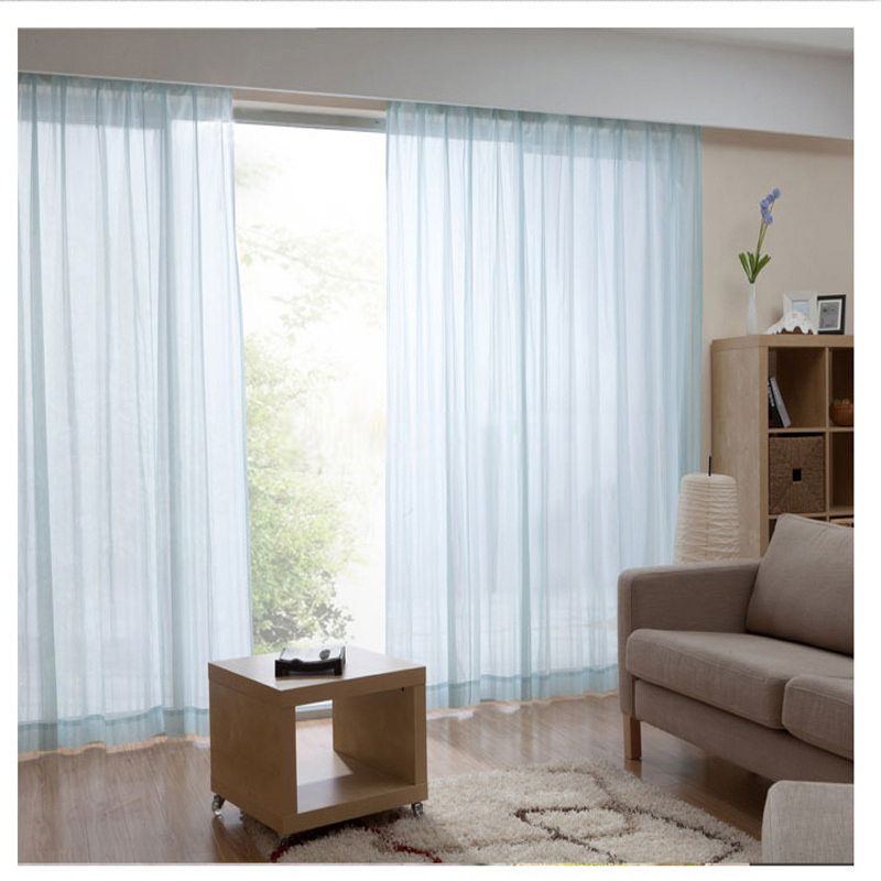 sheer curtains in living room 37 unique and colourful bedroom curtain designs and 19793