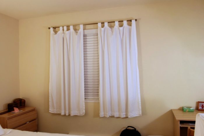 Short Window Curtains For Bedroom.