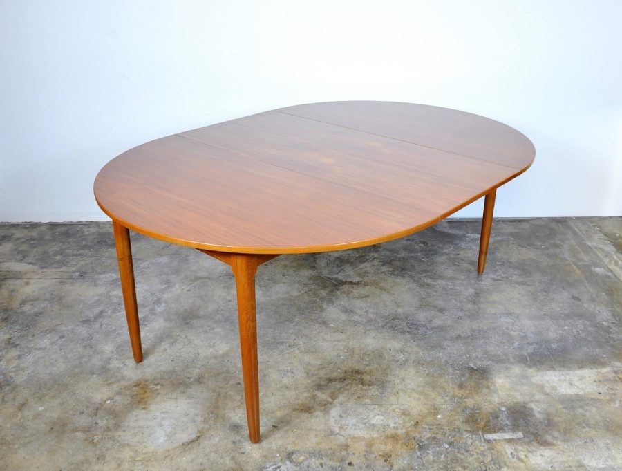 Teak Expandable Dining Table