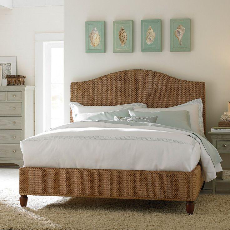 Wicker Bedroom Furniture.
