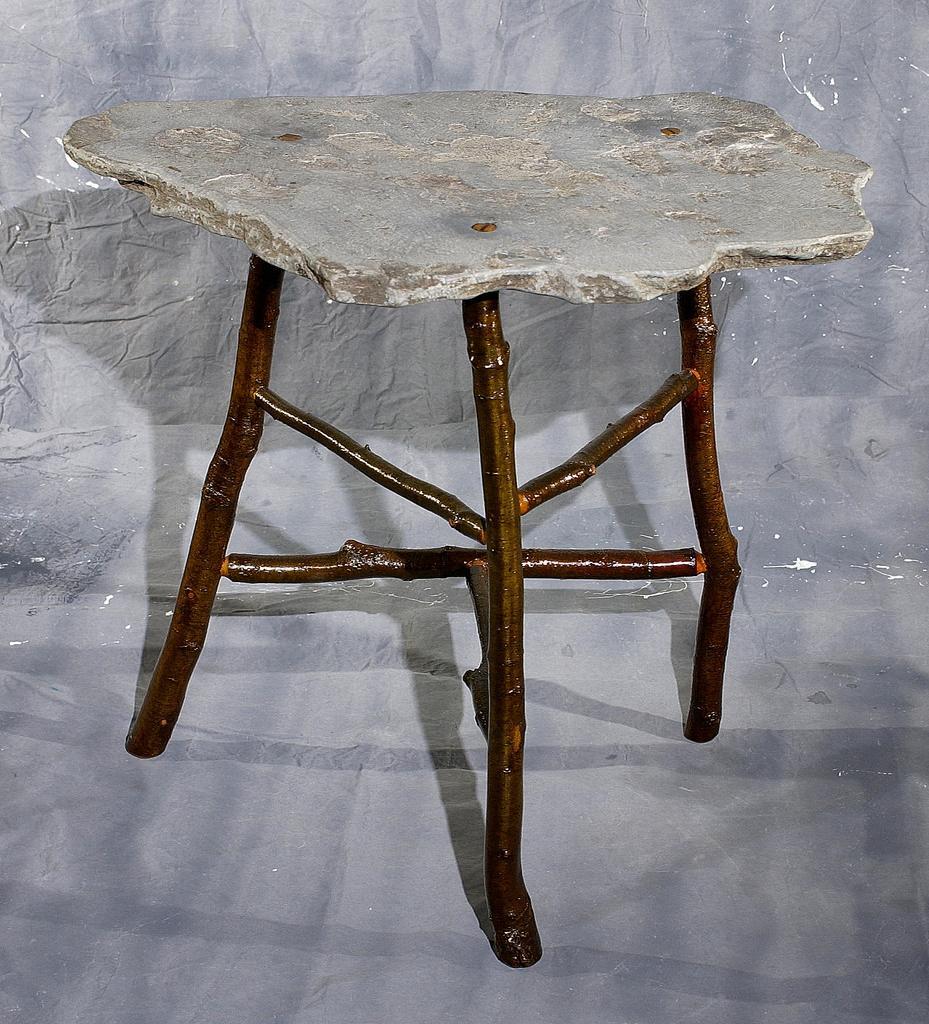 cheap rustic stool
