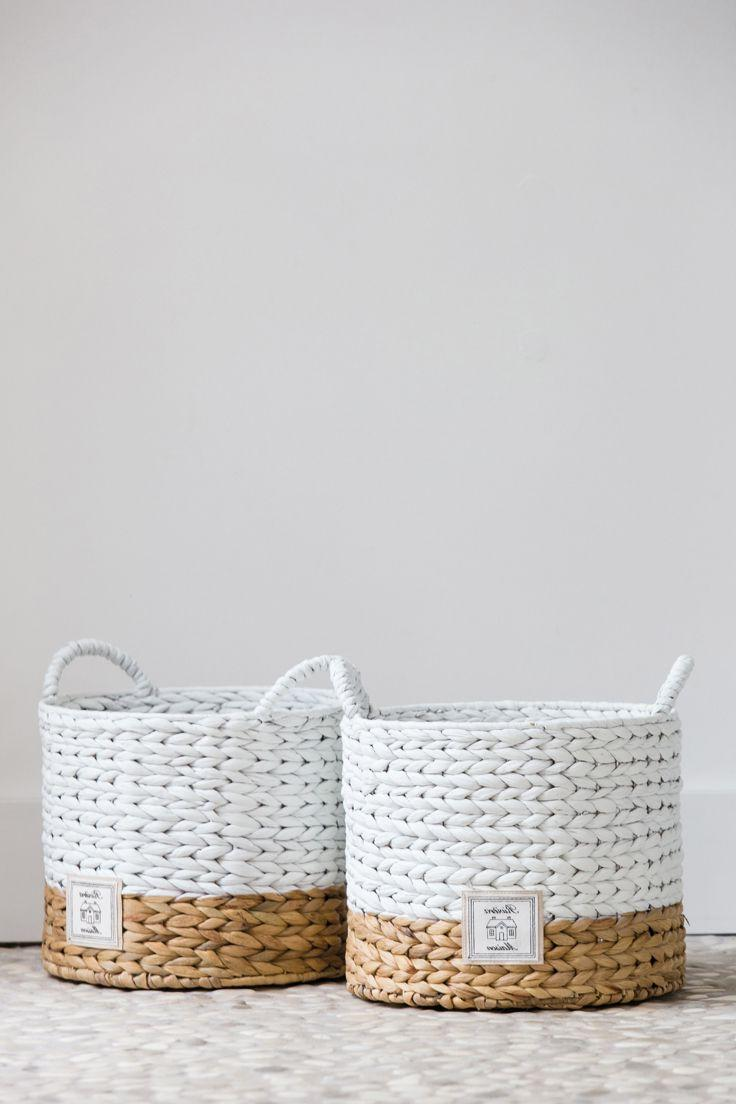 cheap small wicker baskets