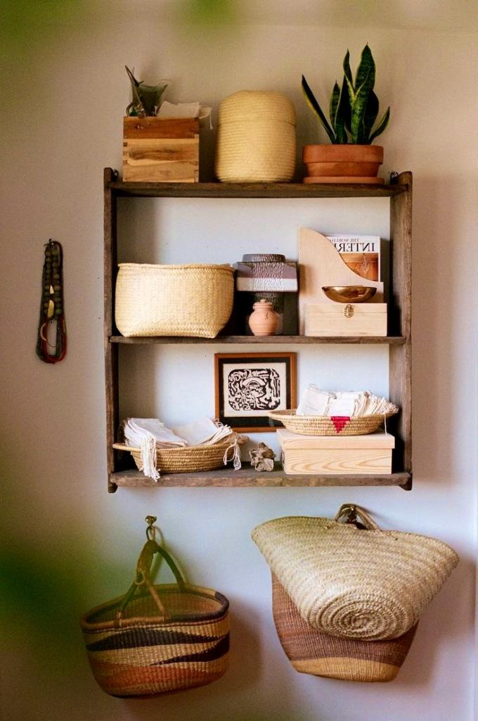 Best Wicker Basket Decoration Ideas And Designs That You Should Try