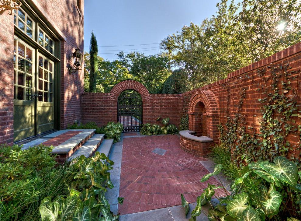 Brick - a very versatile building material
