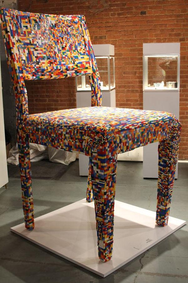 Lego Chair Ideas