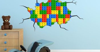 Lego Wall Designs