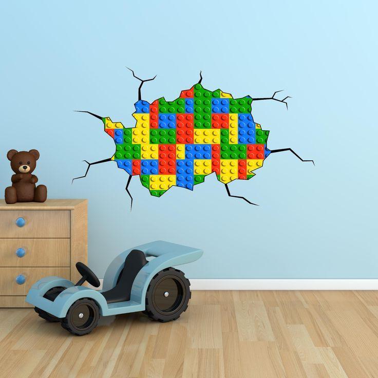 Lego Wall Designs
