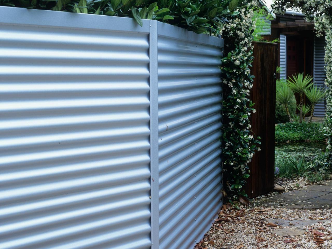 With proper installation and maintenance, the fence made of corrugated board will last for many years