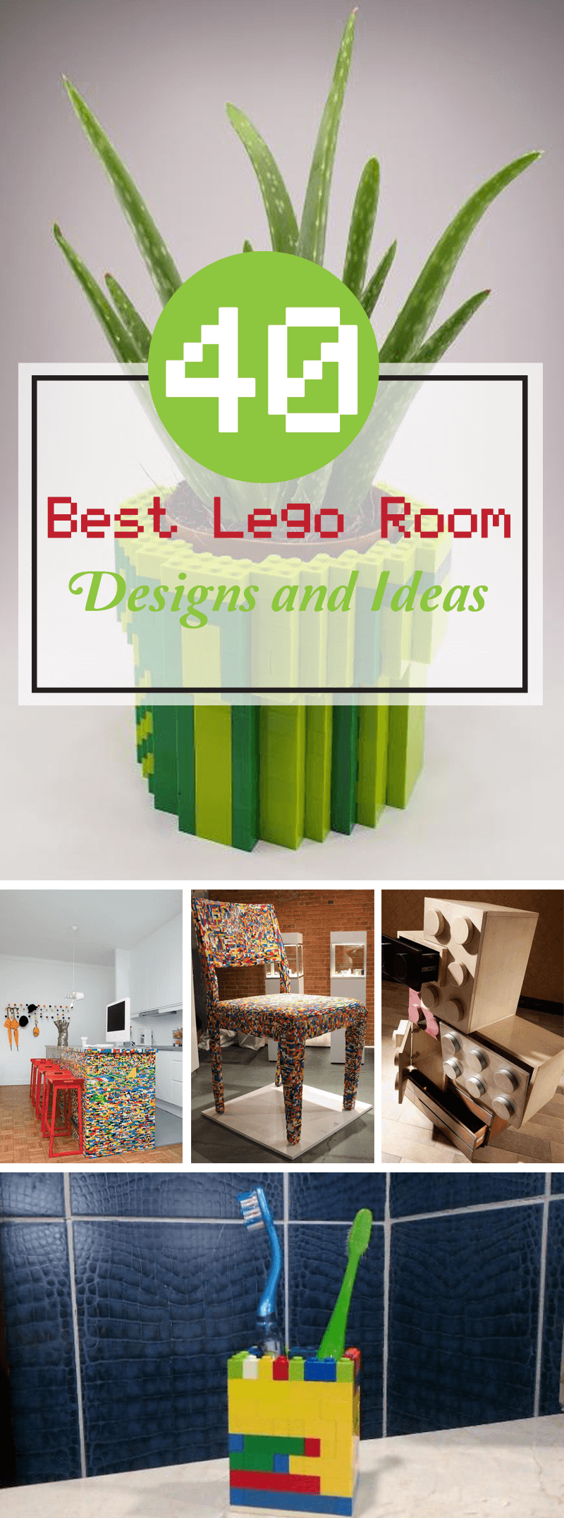 best lego room designs and ideas