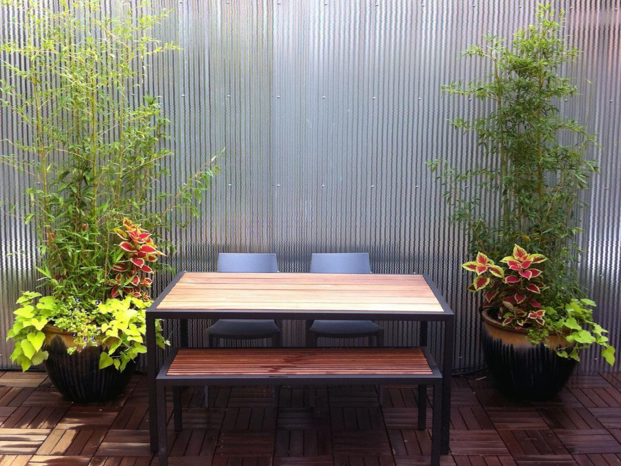corrugated sheet is originally a material for outdoor use