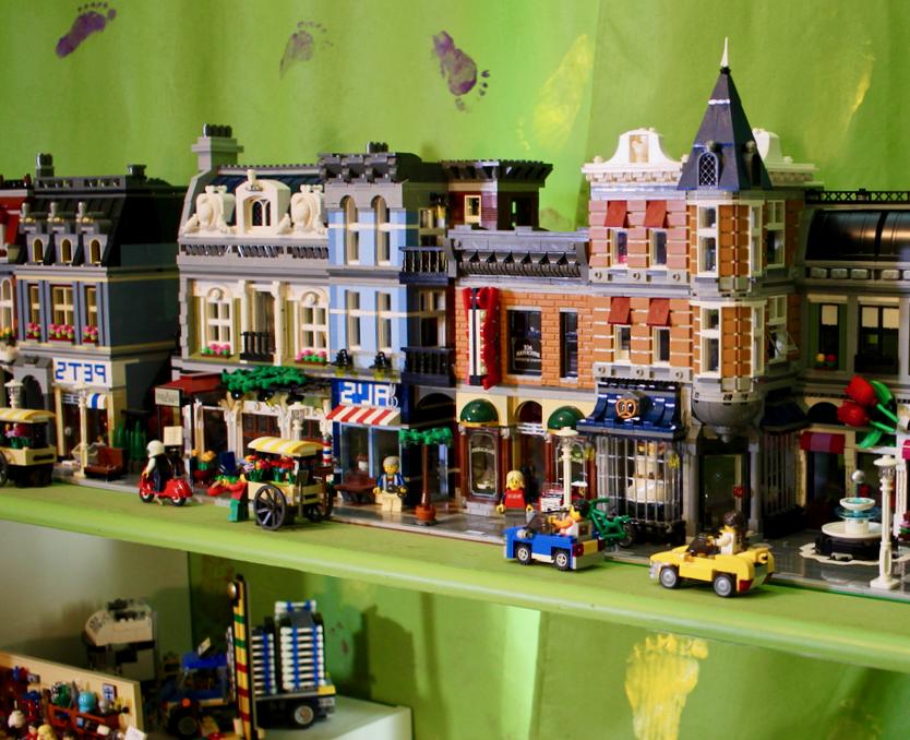 diy lego kids room designs