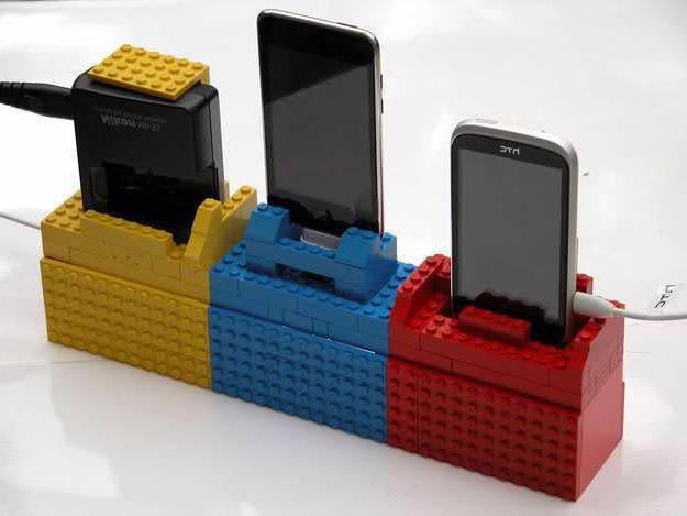 lego phone stand ideas