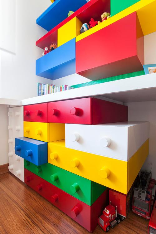 lego style storage ideas