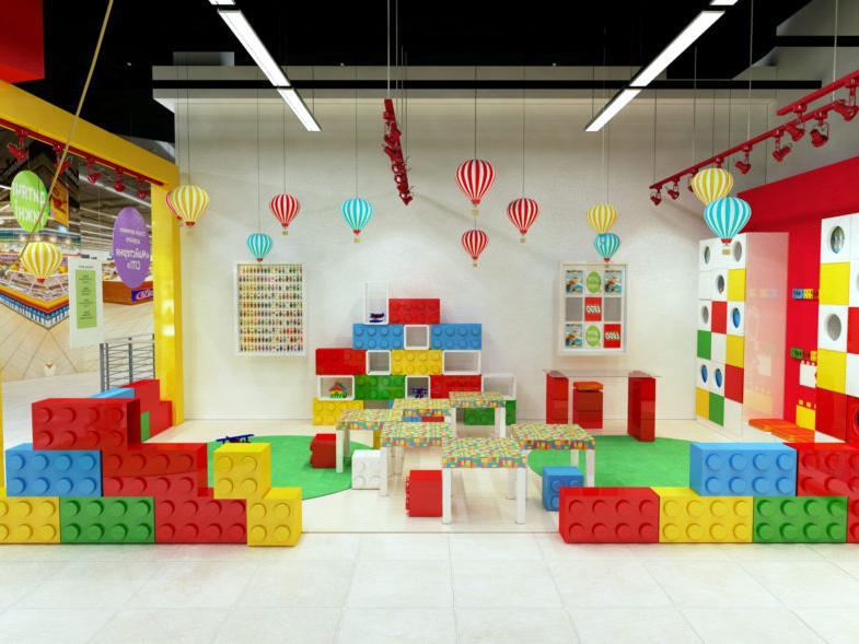lego themed room