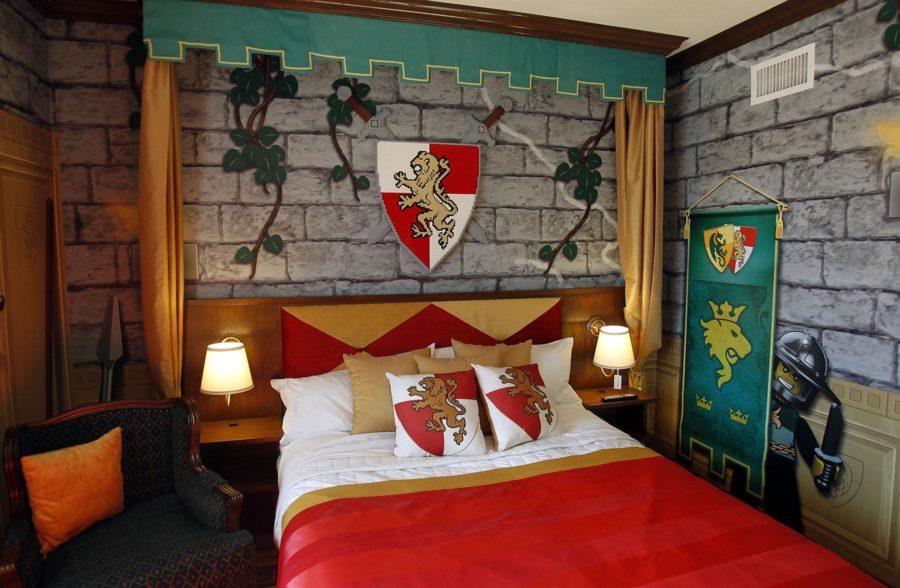 medieval lego room decor ideas