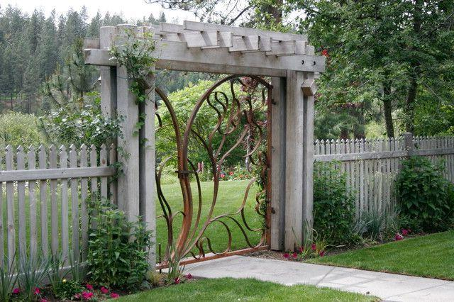 minimal forged gates