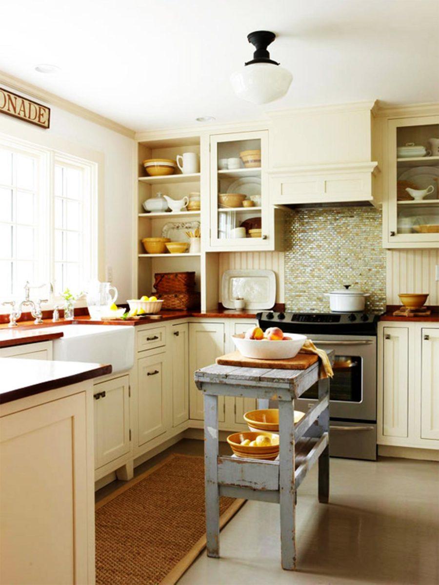 Small Farmhouse Kitchen Table Plans