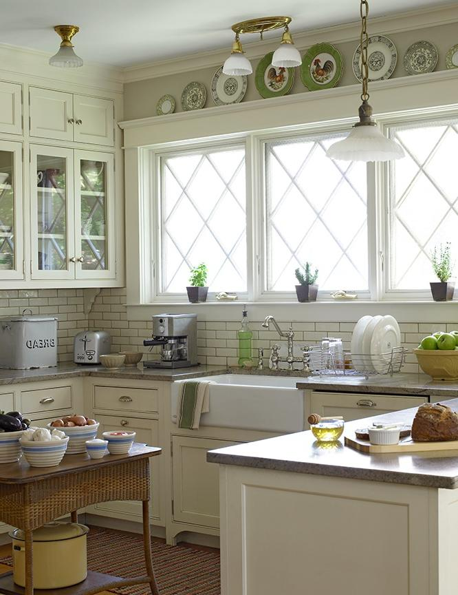 cozy and chic farmhouse kitchen design