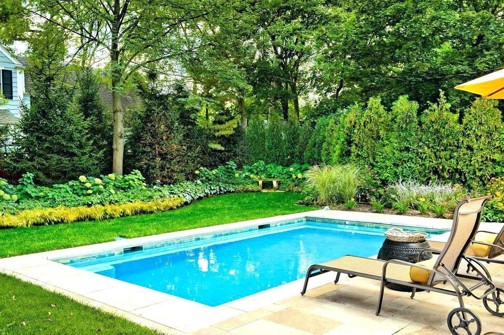 backyard inground small pool ideas