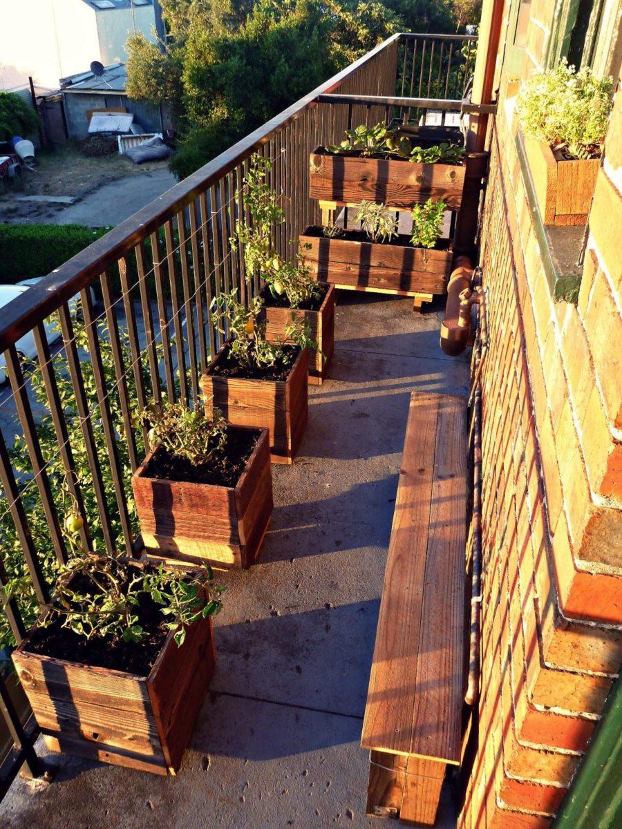 balcony landscaping ideas