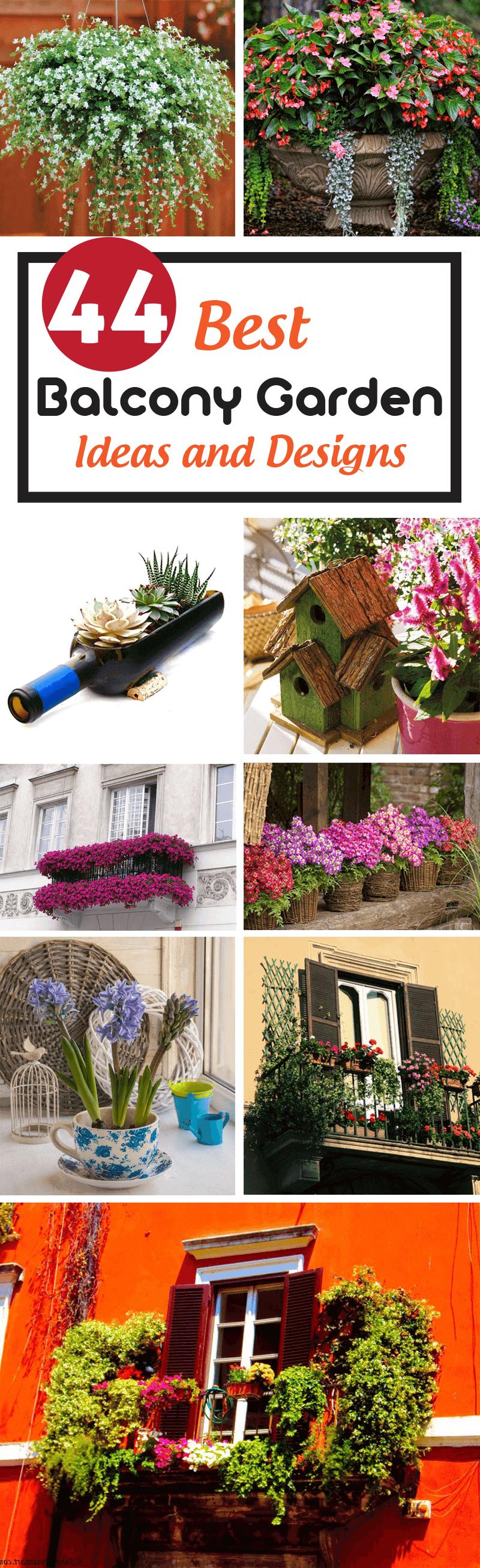 best balcony garden ideas and designs