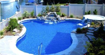 lap lane backyard pools design ideas