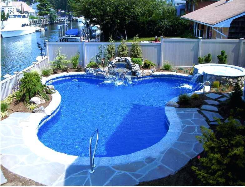 lap lane backyard pools design ideas