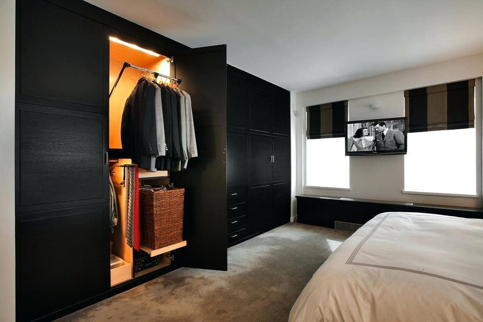 Built In Closet For Bedroom