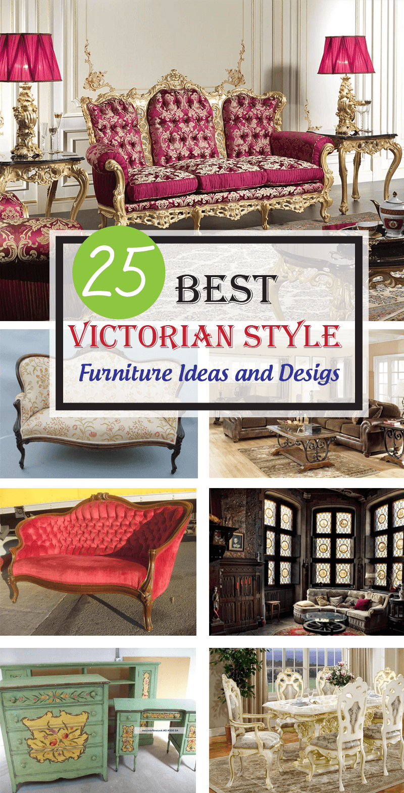 best victorian style furniture ideas and designs