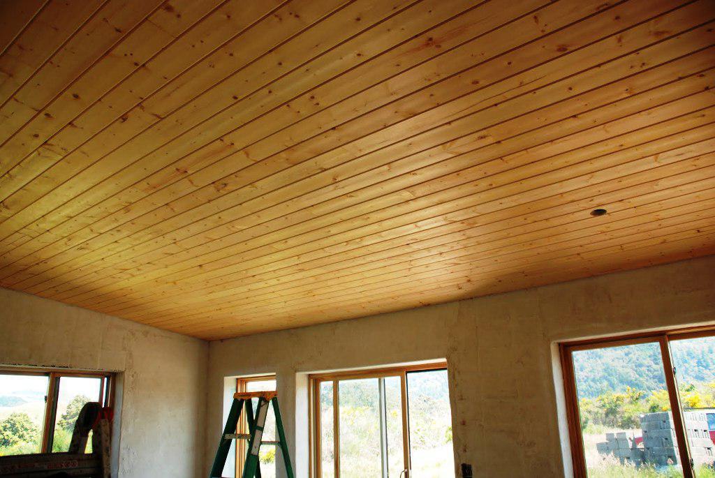 Pine Wood Ceilings