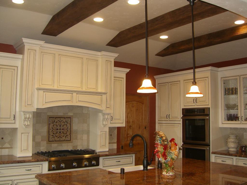 Wood Ceiling Panels Ideas