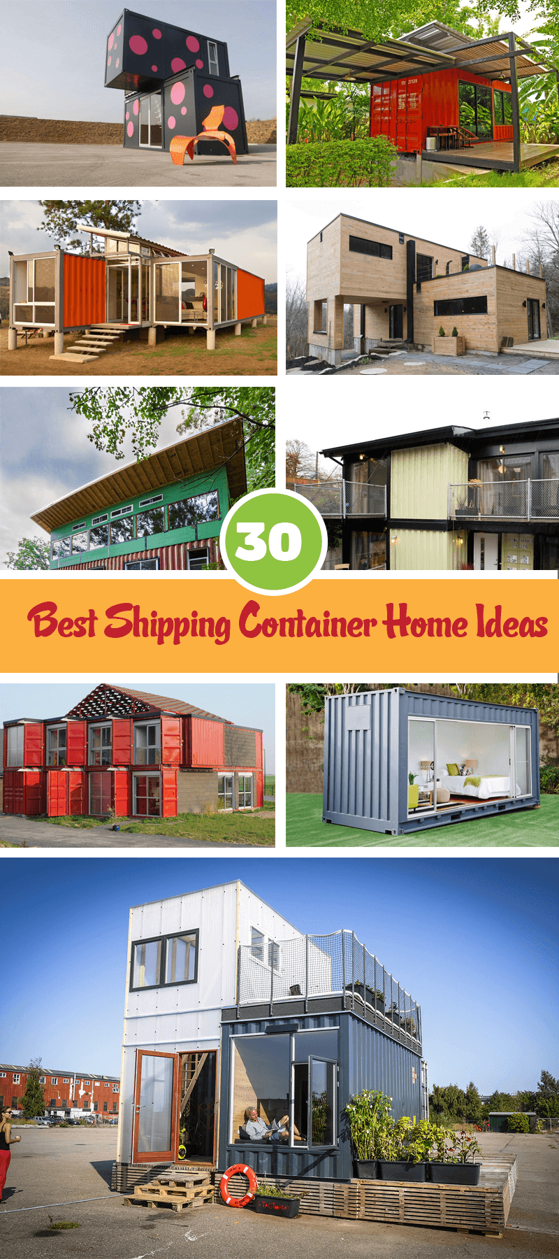 30 best home container ideas