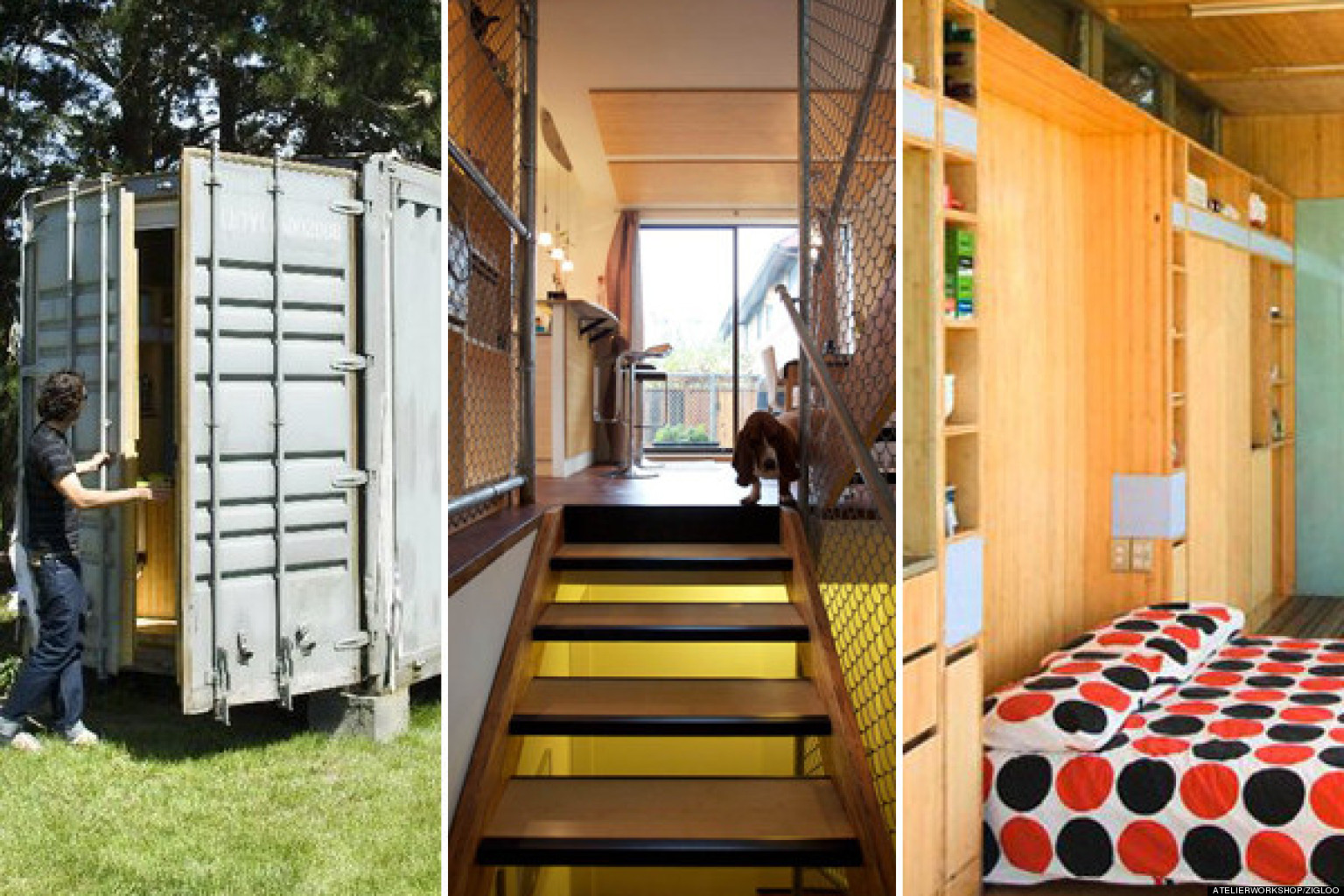 Free Terrific Storage Container Homes Ideas