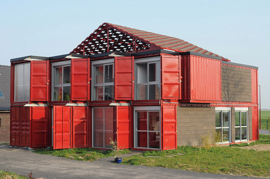 Maison Container, Lille (France)