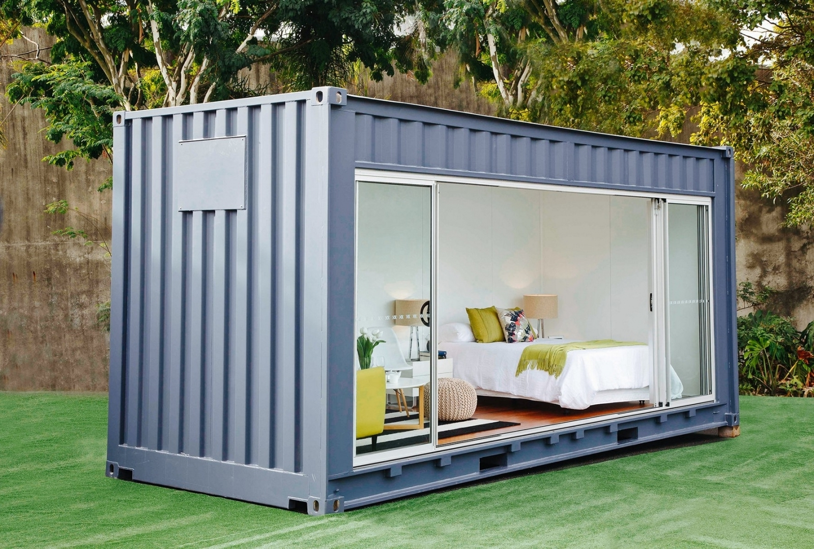 Prefab Shipping Container Homes For Your Next Home inside inside storage container homes Design