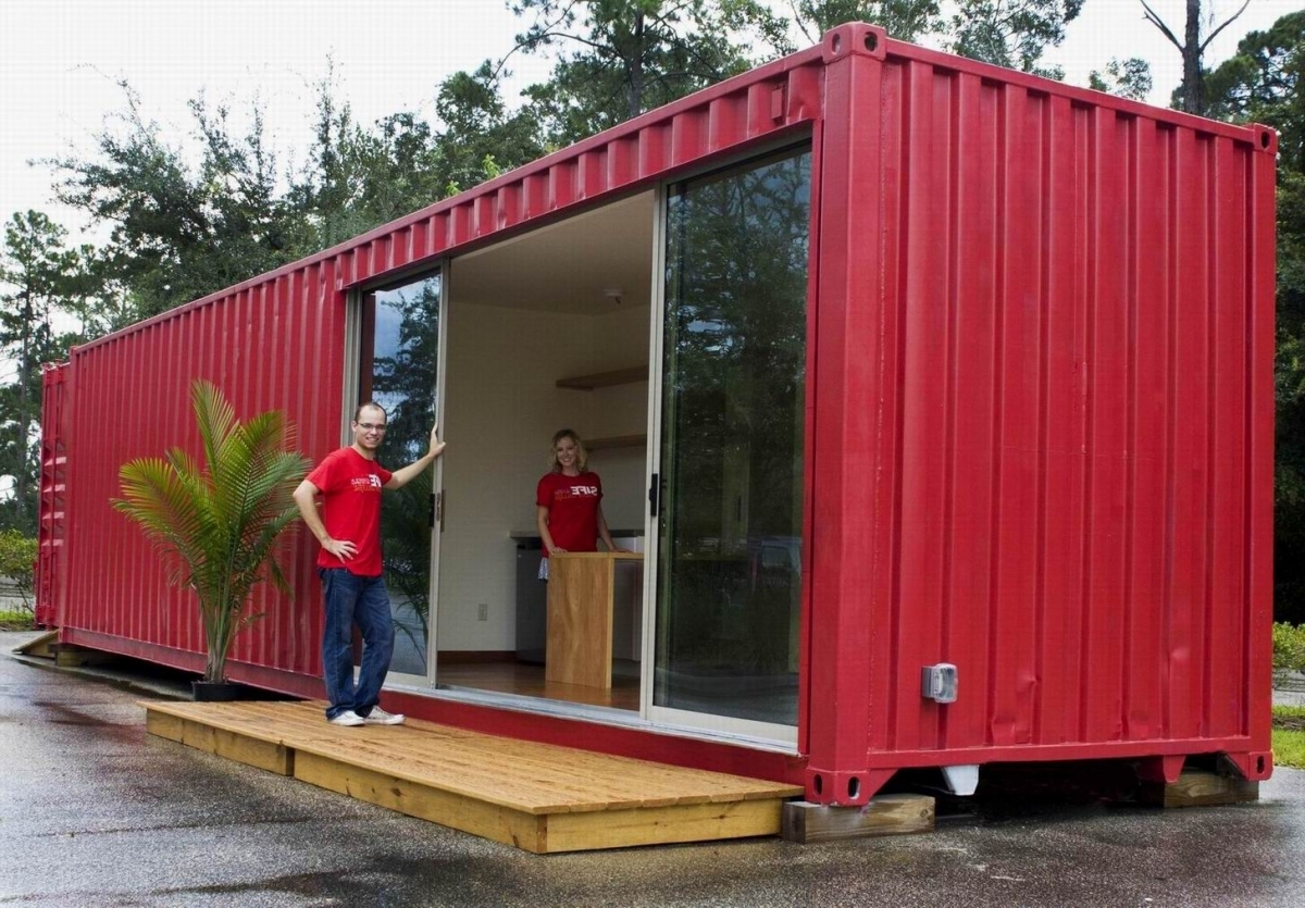 shipping containers decor ideas