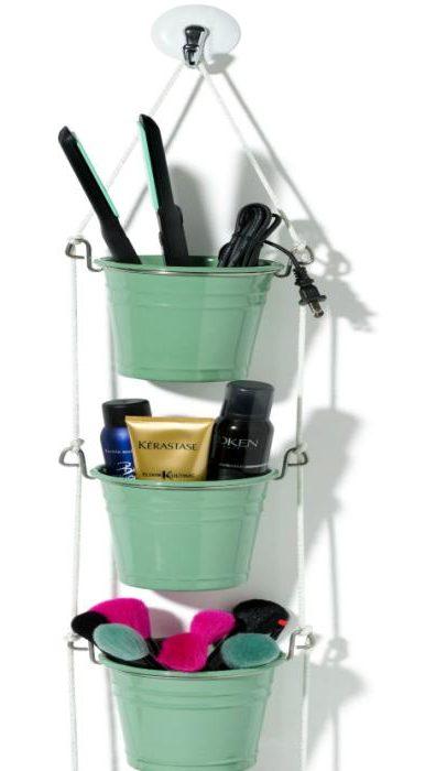 Small decorative buckets