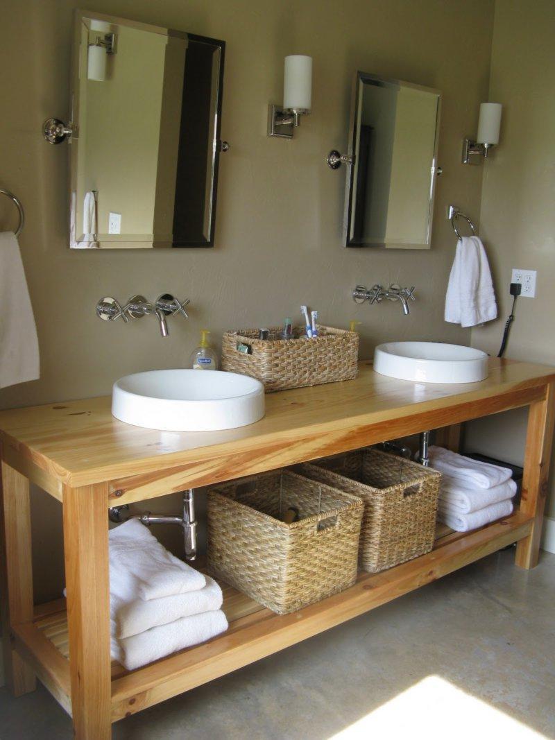 bathroom wall shelf rack design