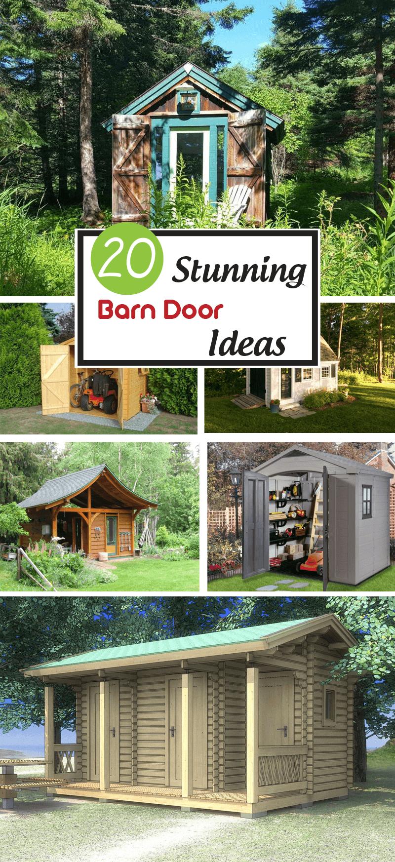best barn door ideas
