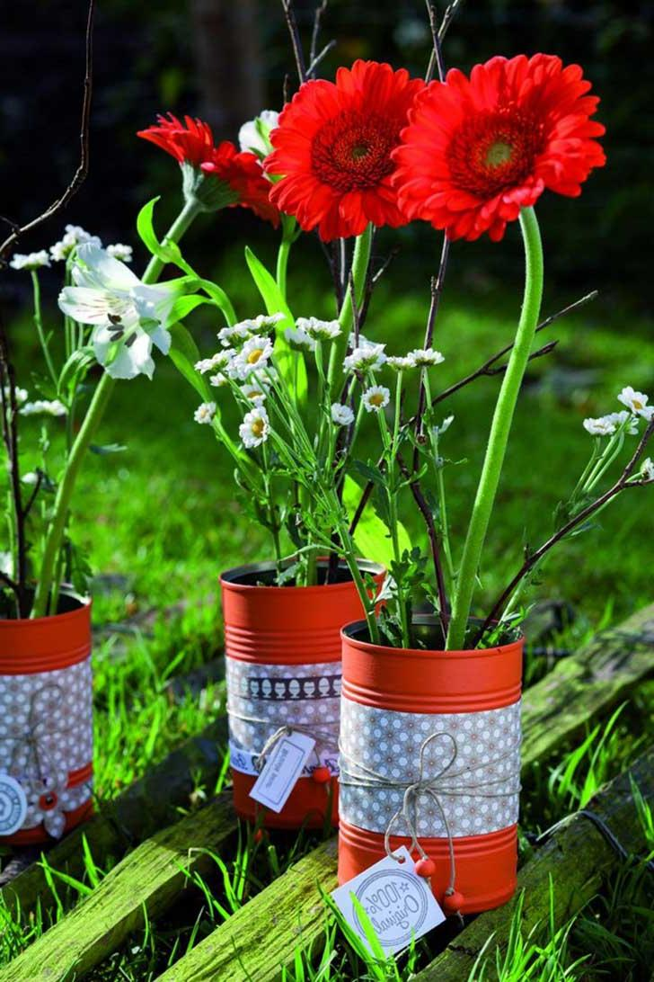 diy flower planter ideas