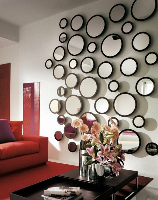 Creating Mirror Decoration Ideas