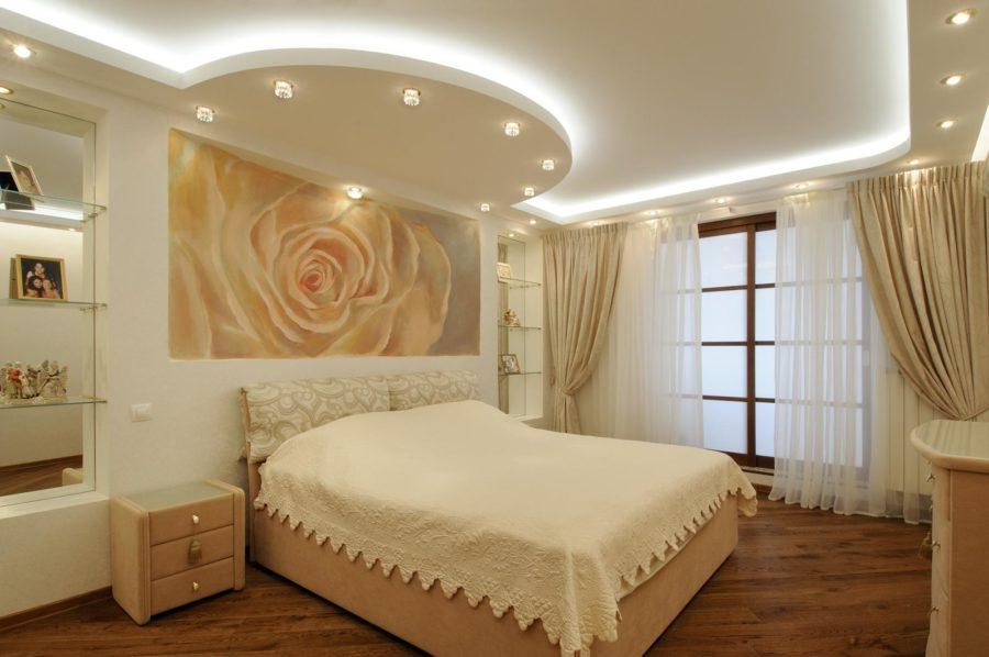 Romantic Bedroom Lighting