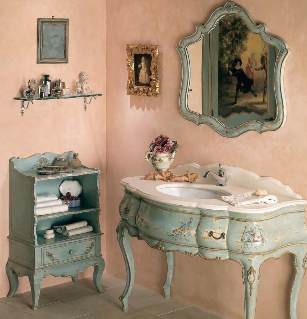 Victorian Style Mirror Ideas
