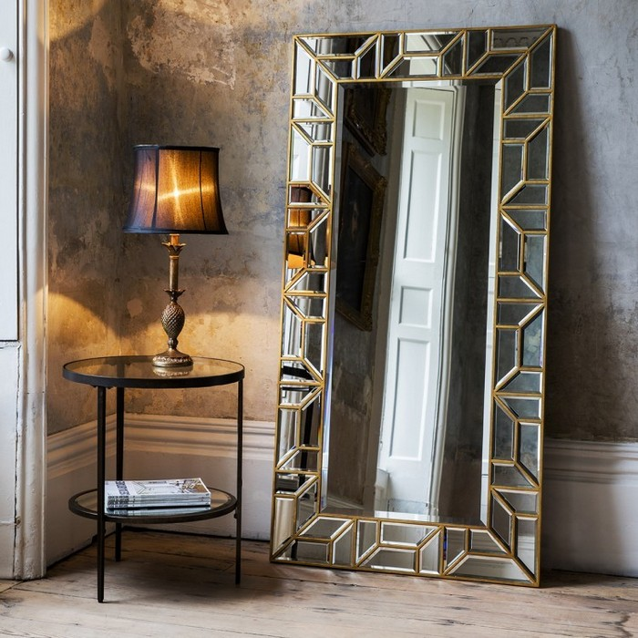 antique mirror ideas