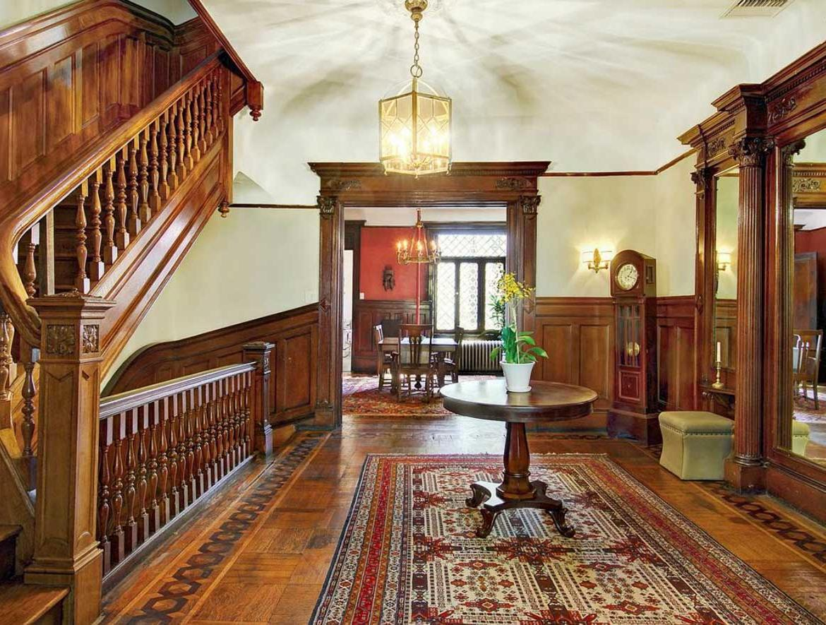 antique staircase ideas