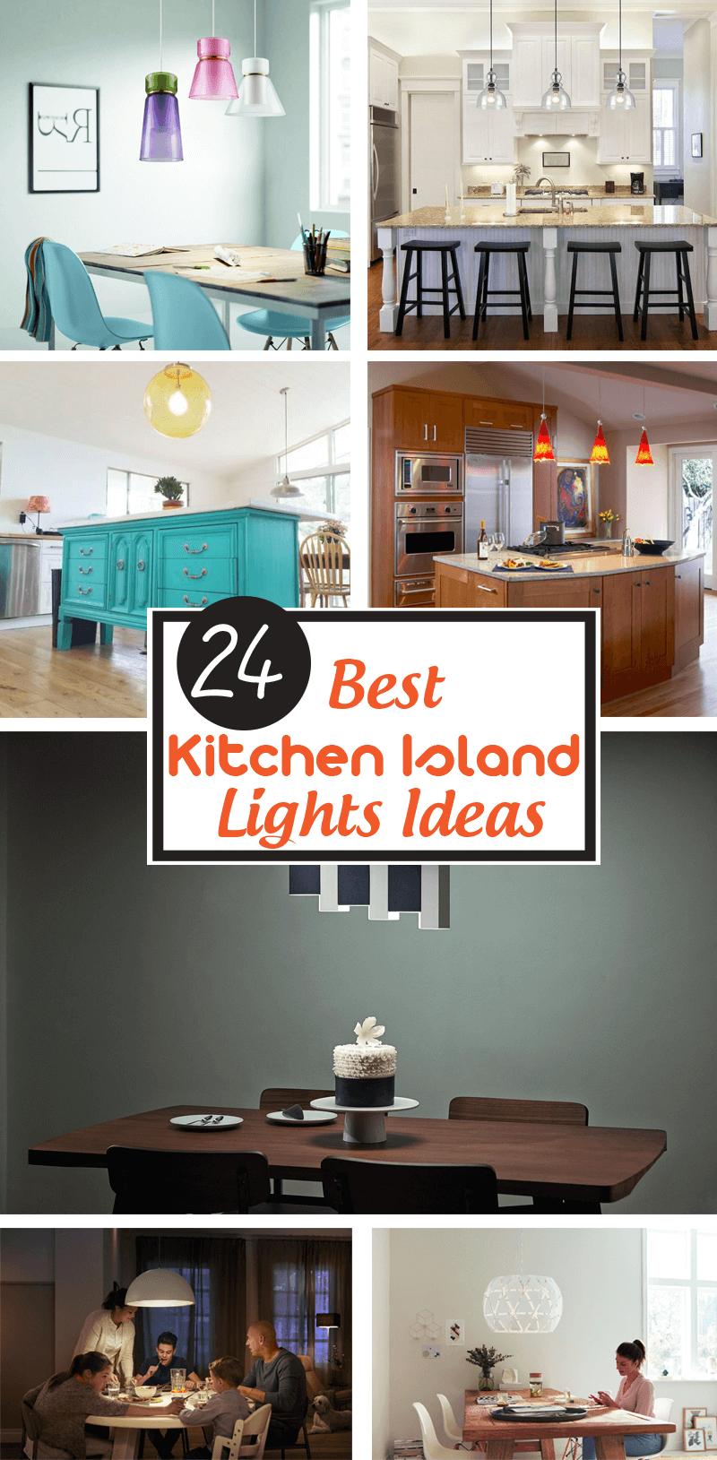 best kitchen island lights ideas