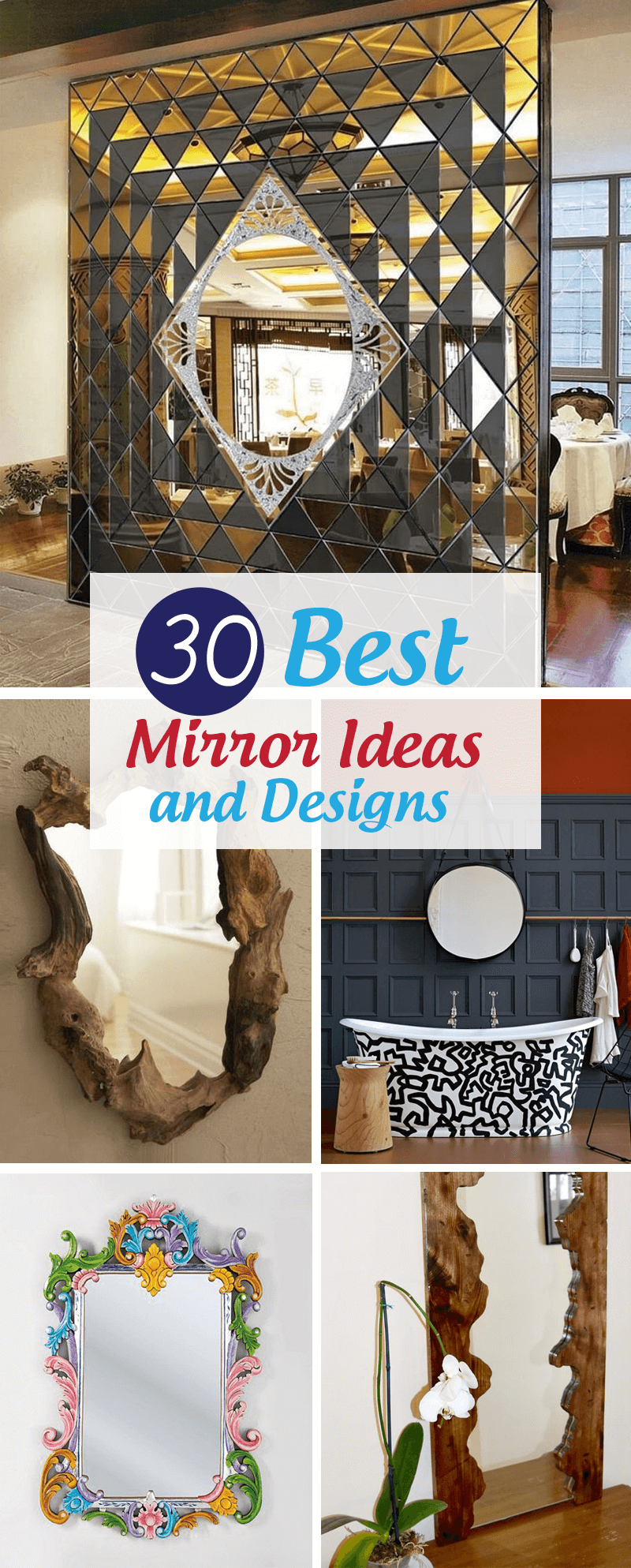 best mirror ideas and designs