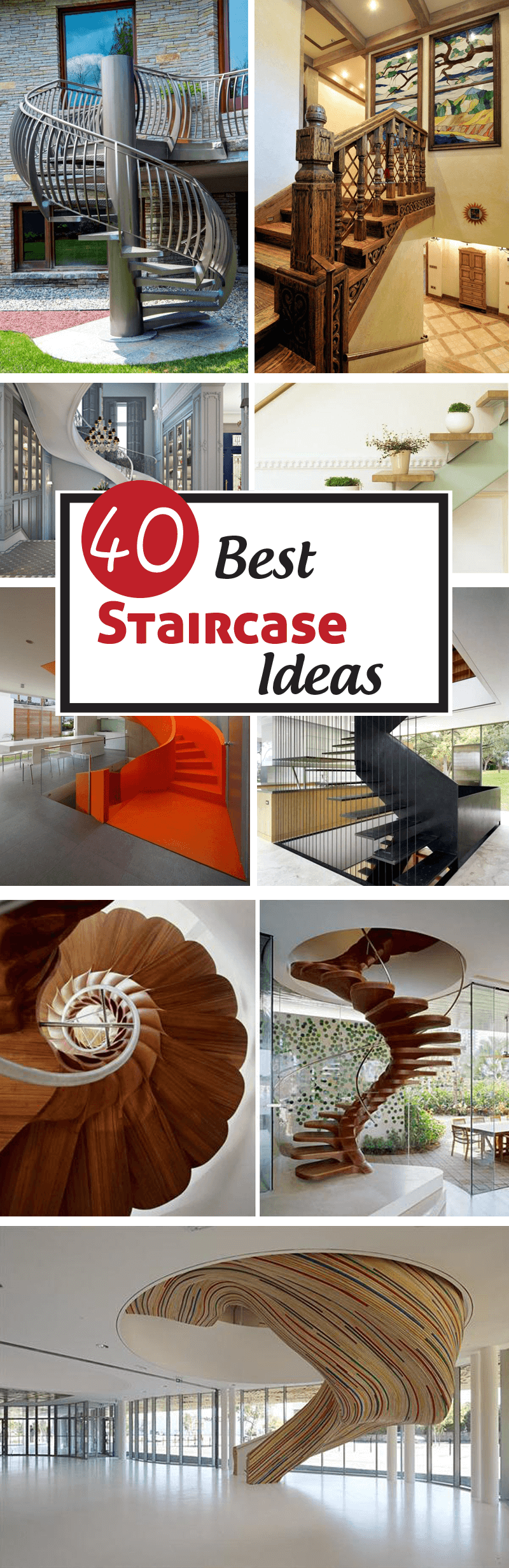 best staircase ideas