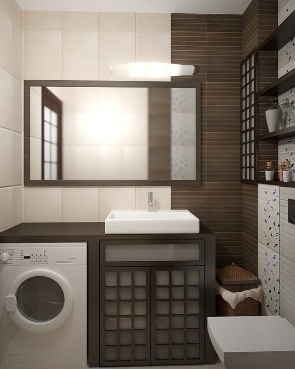 cheap bathroom vanities with laundry
