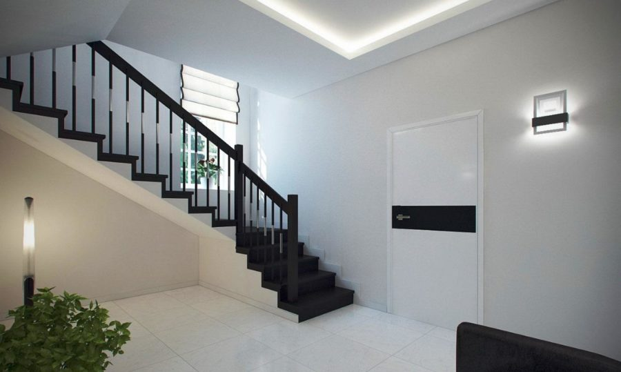 entryway staircase ideas